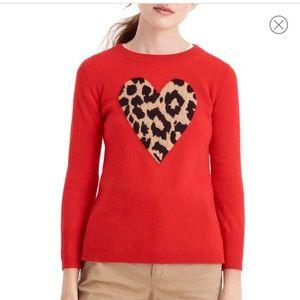 JCrew Everyday Cashmere Sweater